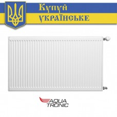 Стальной Радиатор Aquatronic тип 11 (500/400) Украина