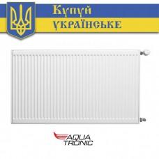 Стальной Радиатор Aquatronic тип 11 (500/700) Украина