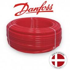 Труба для теплого пола Danfoss PEX-A 16x2.0 с кислородным барьером