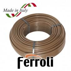 Труба для теплого пола Ferroli 20x2 Pex-A с кислородным барьером (Италия)