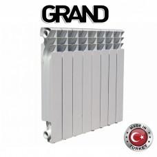 Биметаллический радиатор Grand 500/96