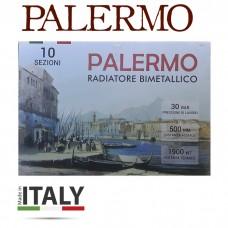 Биметаллический радиатор Palermo 500/96