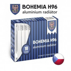 Алюминиевый радиатор Bohemia H96 500/96 Чехия