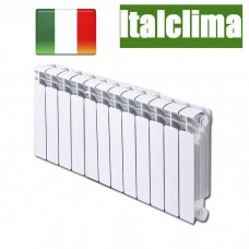 Алюминиевый радиатор Italclima Vettore 350/80 (Италия)