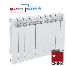 Биметаллический радиатор Evro-Termo 500/96