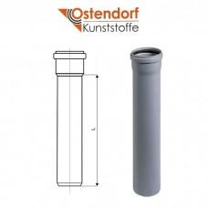 Труба с раструбом HTEM 32х150 для внутренней канализации