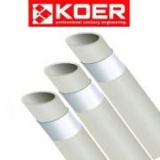 Трубы Koer Stabi (Чехия)