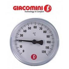 "Термометр Giacomini 3/8"" - 0÷120 °C - Ø40 mm"