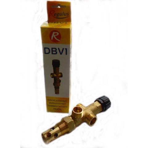 """Regulus DBV1 – 02 3/4"""" двуxxодовой защитный кл."""