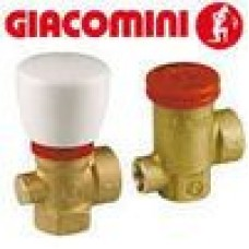"""Термостатический смесительный клапан Giacomini 1"""" (60 °C), Kv 3,2 - DN25"""
