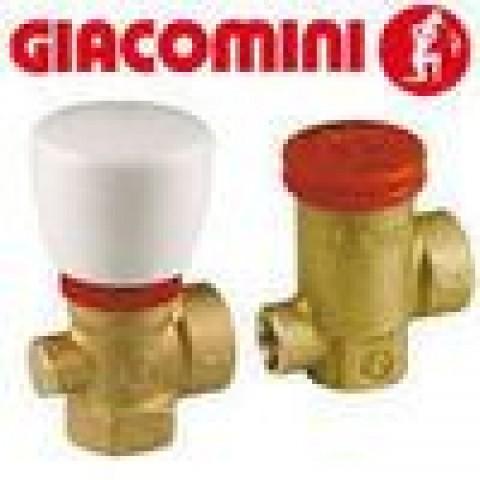 """Термостатический смесительный клапан Giacomini 1 1/4"""" (55 °C), Kv 9 - DN32"""