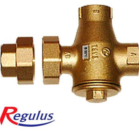 """Regulus TSV6B 1 1/2"""" 55 °C  трехходовой клапан"""
