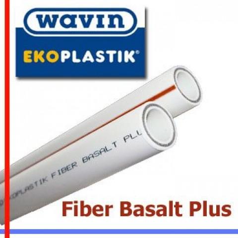 Труба PP-r PN 20 Faiber BASALT 50x6,9(16)