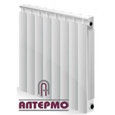 Биметаллический радиатор Alltermo LRB 500/80
