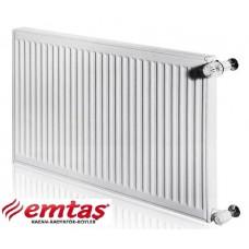 Стальной радиатор Emtas тип 11 (500/2000) Турция