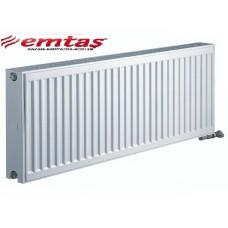 Стальной радиатор Emtas тип 22 (300/400) Турция