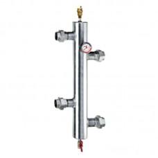 """Резьбовой гидравлический сепаратор для систем отопления (1"""")"""