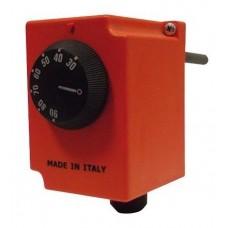 Погружной регулируемый термостат с коммутируемым контактом