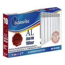 Алюминиевый радиатор Aquavita 350/80