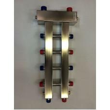 Гидрострелка из нерж. стали 1'' 50 кВт в изоляции