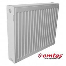 Стальной радиатор Emtas тип 22 (500/700) Турция