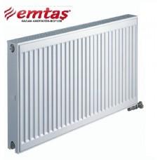 Стальной радиатор Emtas тип 22 (500/1100) Турция