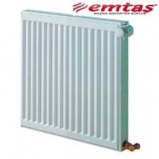 Стальной радиатор Emtas тип 11 (500/600) Турция