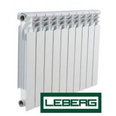 Радиатор алюминиевый LEBERG 500/80
