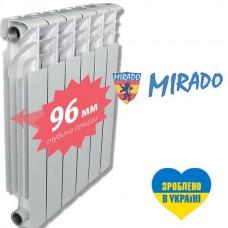 Радиатор алюминиевый Mirado 500/96 LUX