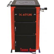 Твердотопливный котел Aton TTK Combi 20 кВт