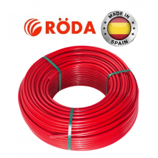 Труба для теплого пола Roda 16х2.0 Pex-a с кислородным барьером