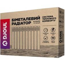 Биметаллический радиатор Djoul 500/80 Турция