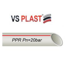 Труба VS Plast PPR Stabi PN25 20x3.4