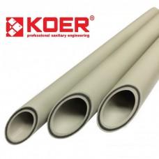 Труба Koer PPR Basalt 32x5.4