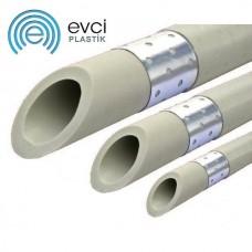 Труба Evci Composite Pipe 25x3.13 (100м)