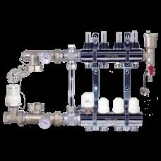 Коллектор Fado на 4 выхода с одним конечным элементом
