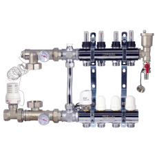 Коллектор Fado на 3 выхода с одним конечным элементом