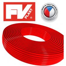 Труба на теплый пол FV - Plast 16x2.0 PE-RT с кислородным барьером