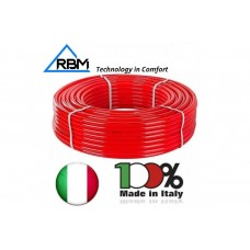 Труба для теплого пола RBM Klima-Flex PE-RT с кислородным барьером (Италия)