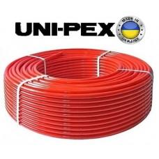 Труба для теплого пола UNIPEX standard 16х2.0 PE-RT oxygen barrier