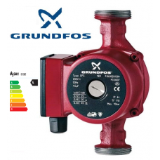 Циркуляционный насос Grundfos UPS 25/80/180 (Польша)