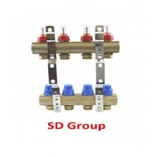 Коллектор SD Group на 3 выхода