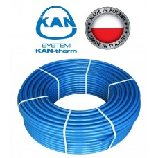 Труба для теплого пола Kan-Therm PE-RT 16x2.0 с кислородным барьером