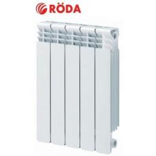 Алюминиевый радиатор Roda Ral 500/80