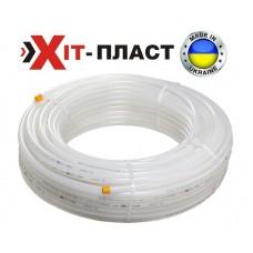 Труба для теплого пола Hit-Plast 16x2.0 PEX-B с кислородным барьером