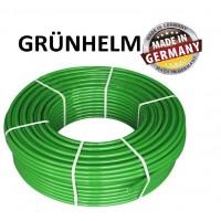 Труба для теплого пола Grunhelm (original) 16x2.0 с кислородным барьером