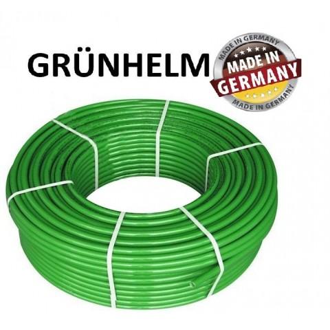Труба для теплого пола Grunhelm (original) 16х2.0 с кислородным барьером